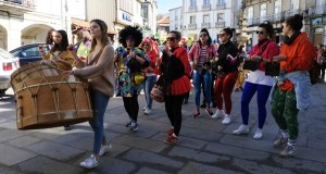 O Fulión Feminino de Viana fai vibrar á vila