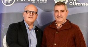O alcalde socialista de San Xoán de Río encabezará a lista do PP nas vindeiras municipais