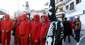 Mil Diabos e a Morte percorren as rúas de Vinhais