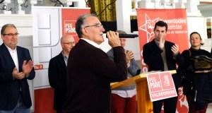 Dos nove candidatos socialistas ás alcaldías valdeorresas, seis repiten