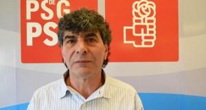 Albino Quinteiro, candidato socialista á alcaldía de San Xoán de Río