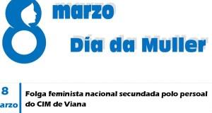 Cine, contacontos, rutas e obradoiros en Viana para celebrar o Día Internacional da Muller