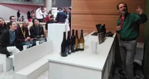 Os viños valdeorreses promociónanse no Fórum Gastronómico da Coruña