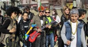 Día de Entroido no CEIP Julio Gurriarán do Barco