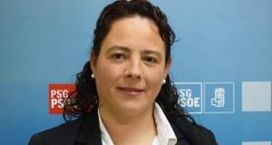 Raquel Méndez, candidata socialista á alcaldía en Rubiá