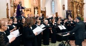 O Orfeón Valdeorrés abre a Semana Santa do Barco