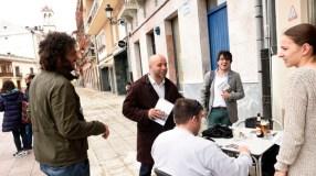 """Luis Villares: """"Reivindicamos unha restauración ambiental das canteiras que ademais pode ser unha oportunidade laboral"""""""