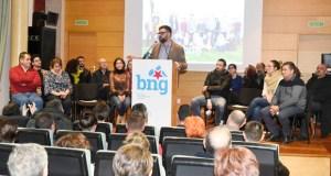 """Diego Lourenzo: """"Esta candidatura está aquí para loitar por un proxecto colectivo"""""""