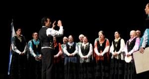 """A Coral De Ruada celebrará o seu centenario cun concerto """"entre amigos"""" no Auditorio de Ourense"""