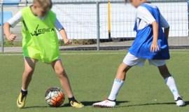 Os infantís do C.D. Rúa xogarán a final da Copa Deputación o 1 de maio