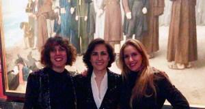 """Lucía Álvarez recitará a Lorca no marco do concerto """"Lorquiana"""" no Museo do Prado"""