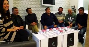 O CD Barco repartirá 3.000 entradas entre os nenos do oriente ourensán para o partido co Porriño