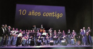 Son do Sil actuará o 6 de abril en Xinzo de Limia