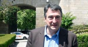 Aitor Esteban visita Ourense para apoiar a candidatura de Compromiso por Galicia