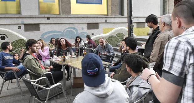 O BNG do Barco pecha a campaña cunha asemblea aberta coa mocidade e cunha festa