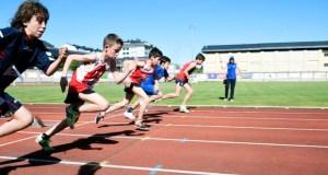 O atletismo base volve ser protagonista no Barco
