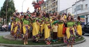 A Rúa prepárase para un intenso mes de actividades da man da Asociación San Cristóbal