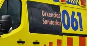 Falece unha persoa en Vilariño de Conso nun atropelo