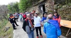 XII Ruta dos Fornos de Celavente, o sábado 4 de maio
