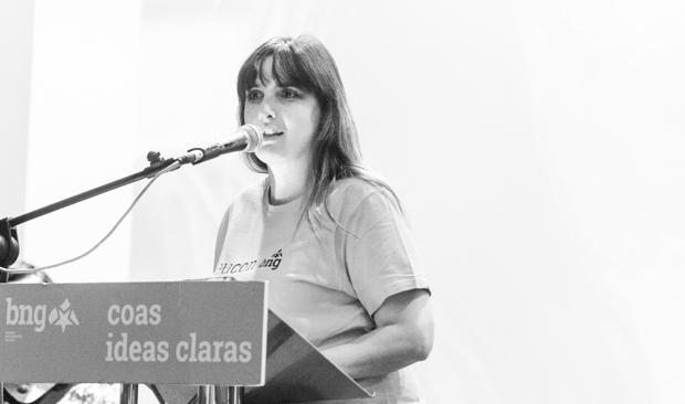 """María Albert: """"A Rúa ten grandísimas fortalezas como o Camiño de Inverno e o viño"""""""