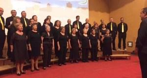 O Orfeón Vianés pecha o programa de actos das Letras Galegas en Viana