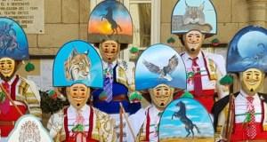 Desfile de Entroidos galegos en Ourense