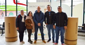 Sumilleres e xornalistas peruanos visitan a D.O. Monterrei
