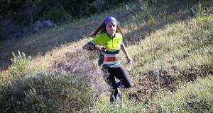 Mailén Aller (Peña Trevinca Barco), 3ª no Campionato Ibérico Feminino de Orientación en Sevilla