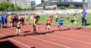 """II Xornada previa de atletismo en pista """"Xogade"""", no Barco"""