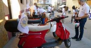 Vespas Lambrettas e motos clásicas encherán Verín o 7 de xullo