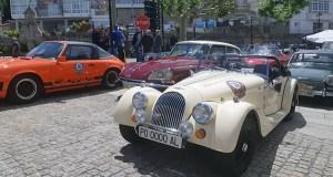 Preto dun cento de vehículos no XXV Rallye Ourense Clásicos e Antigos pola Ribeira Sacra