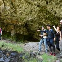 Os investigadores das pinturas rupestres de Casaio farán unha visita guiada o 22 de xuño
