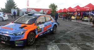 O Rallye de Ourense quenta motores