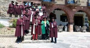 A Irmandade dos Vinhos Galegos e a Confraría do Vinho Verde reúnense no Barco