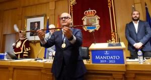 Baltar investido novamente presidente da Deputación de Ourense