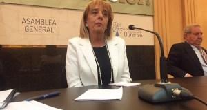 Marisol Novoa, primeira muller presidenta dunha confederación empresarial en Galicia