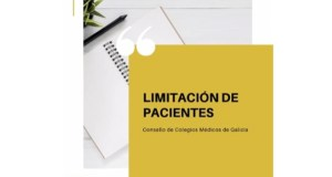 O Consello Galego de Colexios Médicos amosa a súa postura sobre a limitación de pacientes