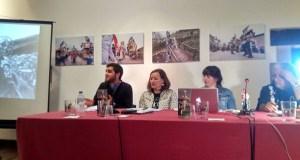 Pedro Basalo analiza a tradición do Entroido vianés en Cantabria