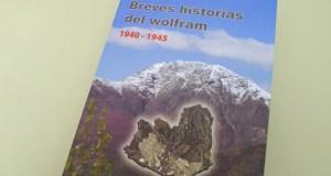 """O libro """"Breves historias del Wolfram"""" presentarase no Barco o 22 de xuño"""