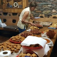 Festa Coveira de Arcos (Vilamartín de Valdeorras): centos de horas de traballo detrás