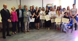 """25 emprendedores valdeorreses conclúen o programa """"Autoemprego e consolidación empresarial"""""""