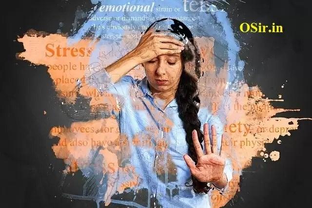 stress-angaity bad mood maid pain