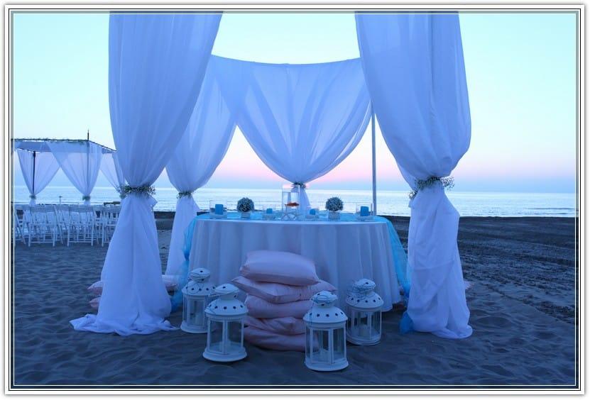 Matrimonio in spiaggia? Ecco la nostra proposta