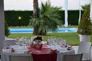 Villa Mad Giugliano in Campania giardino