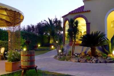 giardino Villa Luisa