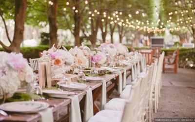 Ecco come scegliere l'Allestimento di Matrimonio perfetto!
