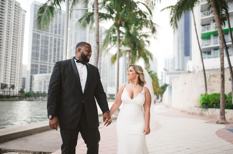 { Travis & Katrina } Miami Seafair Yacht Wedding Photo Highlights –  Miami Wedding Photographer