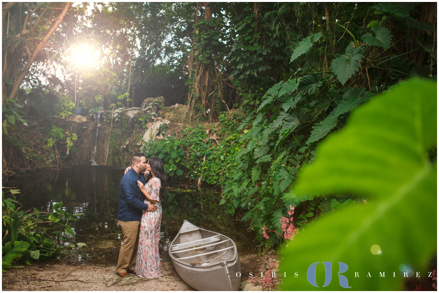Walton House Miami Engagement Photography
