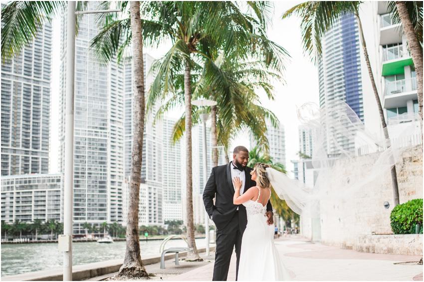 miami downtown wedding photographer