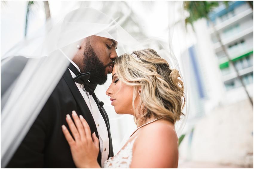 downtown miami wedding photography
